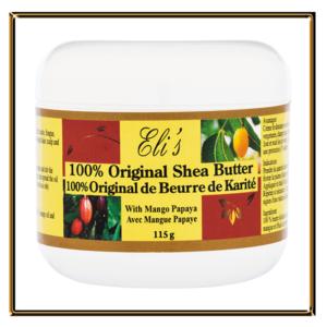 Shea Butter - Mango Papaya