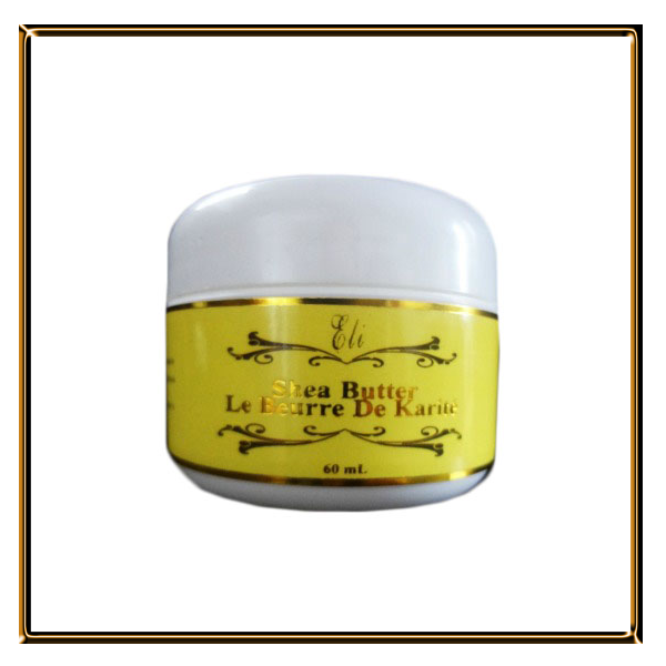 Shea Butter - Unscented - 50g