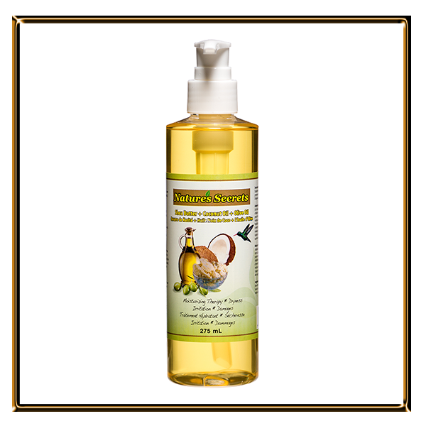 shea coconut olive oil